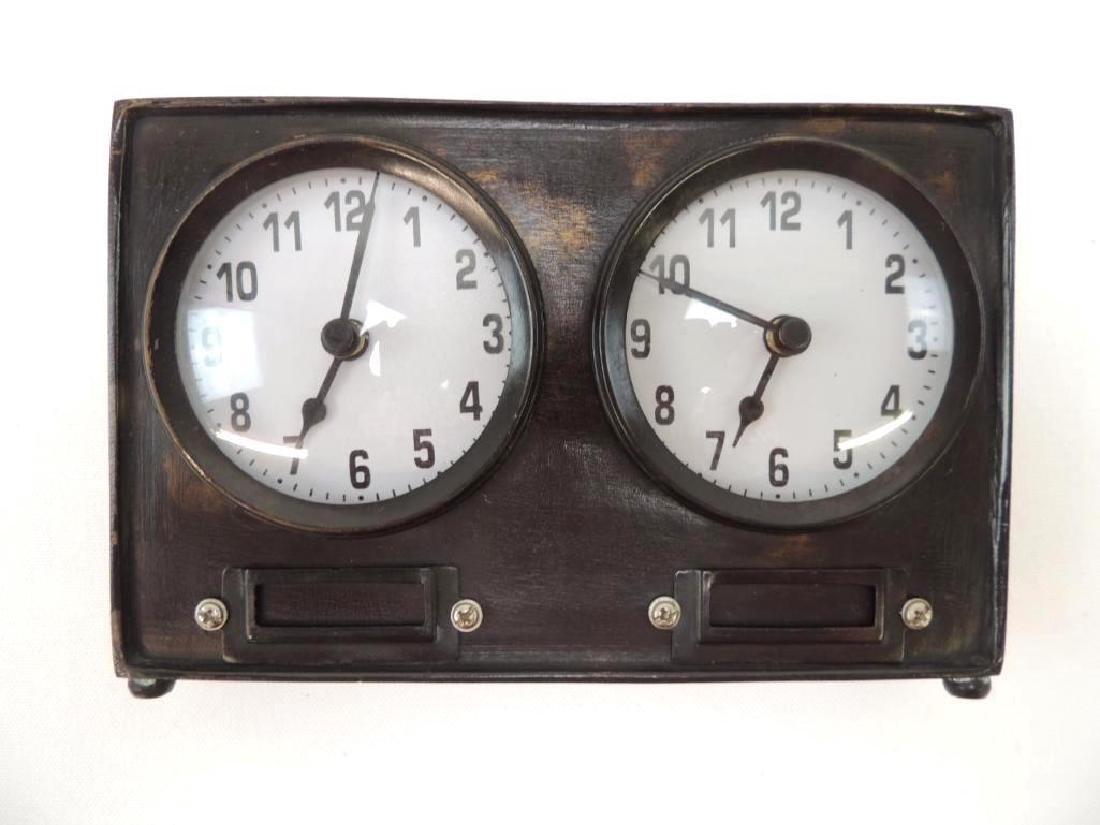 Metal Chess Clock