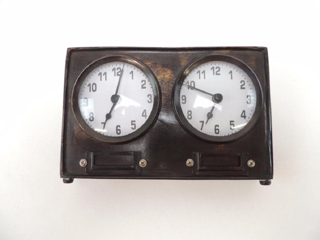 Metal Chess Clock - 2