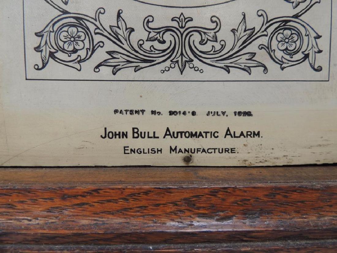 John Bull Automatic Alarm Clock - 3