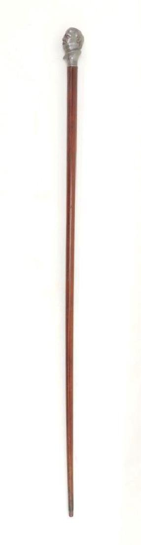 Walking Stick Featuring President Cleveland