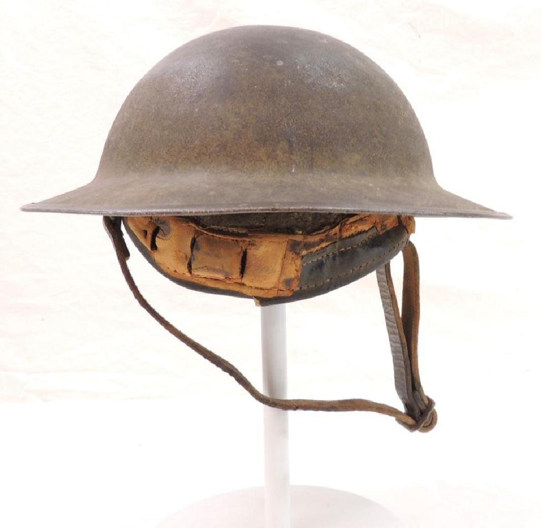 WW1 U.S. Doughboy Helmet