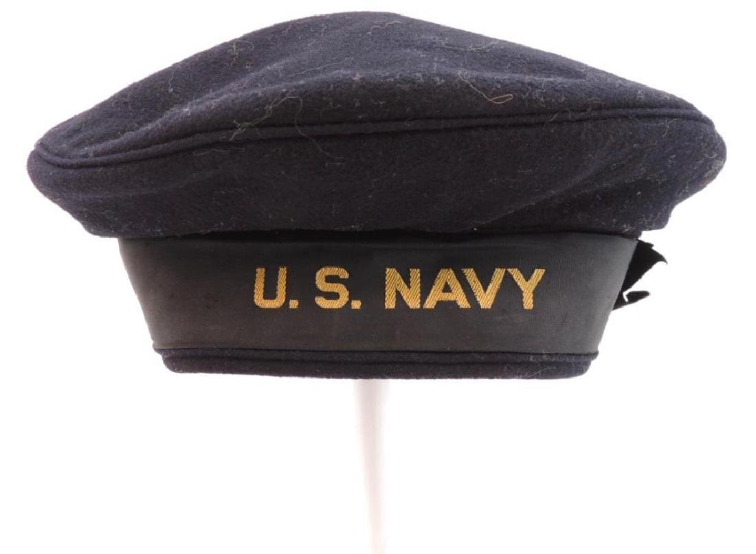 U.S. Navy Hat with Name