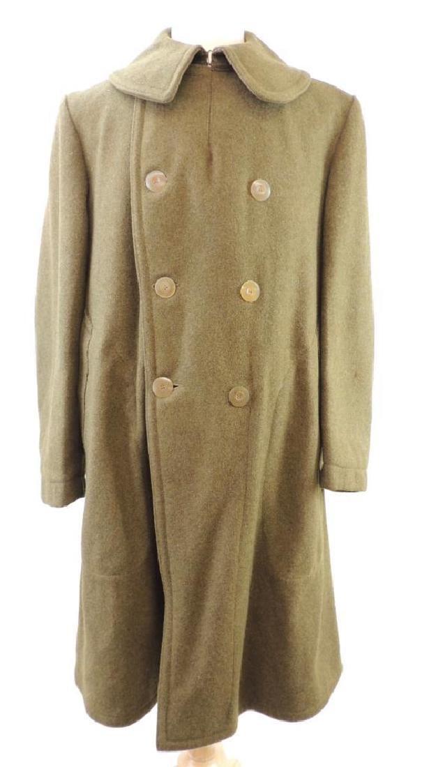 WW1 U.S. Army Overcoat