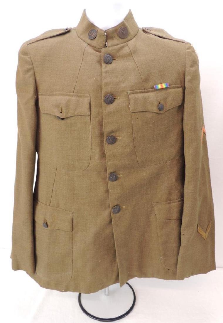 WW1 U.S.Army 84th Division Medical Dept. Chefs Tunic