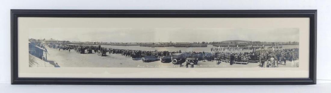WW1 Grand Review 26th Division DAEJ Framed Photograph