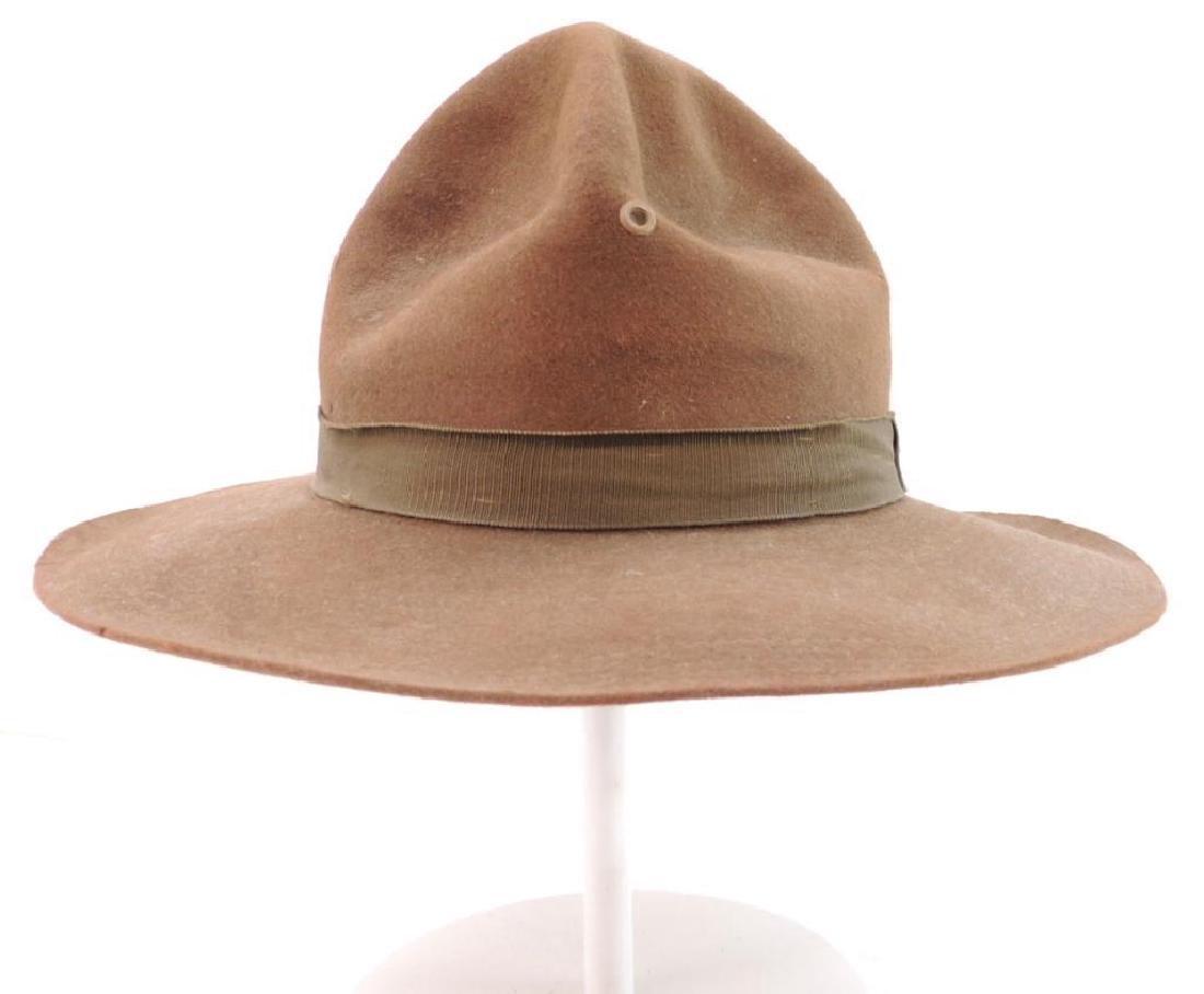 WW1 U.S. Army Campaign Hat