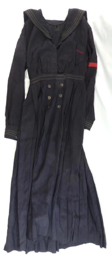 WW1 Era Naval Nurses Uniform