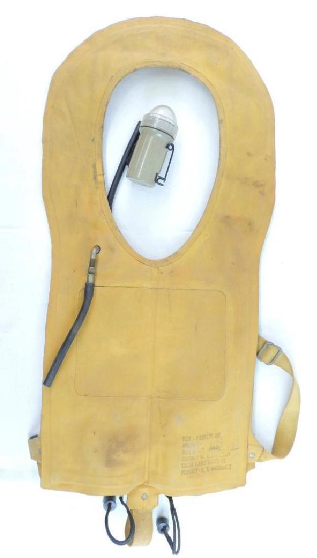 WW2 U.S. Naval Life Jacket