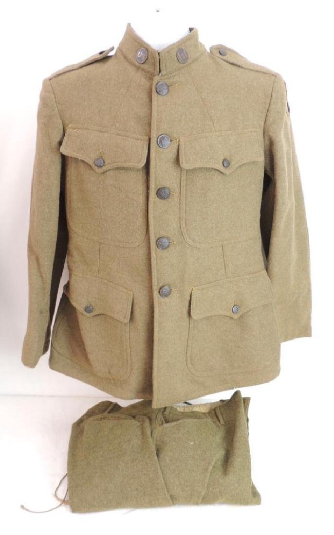 WW1 U.S. Army 88th Division Engineer Corps Uniform with