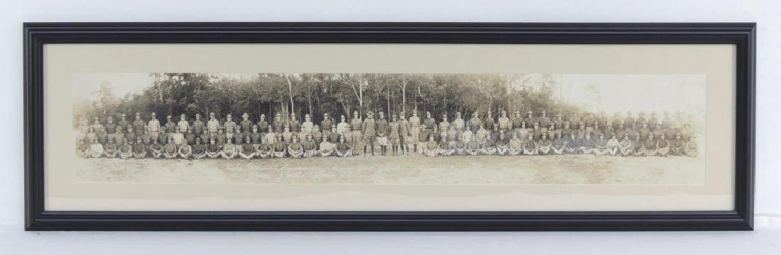 WW1 Field Remount Squadron 330 Framed Photograph