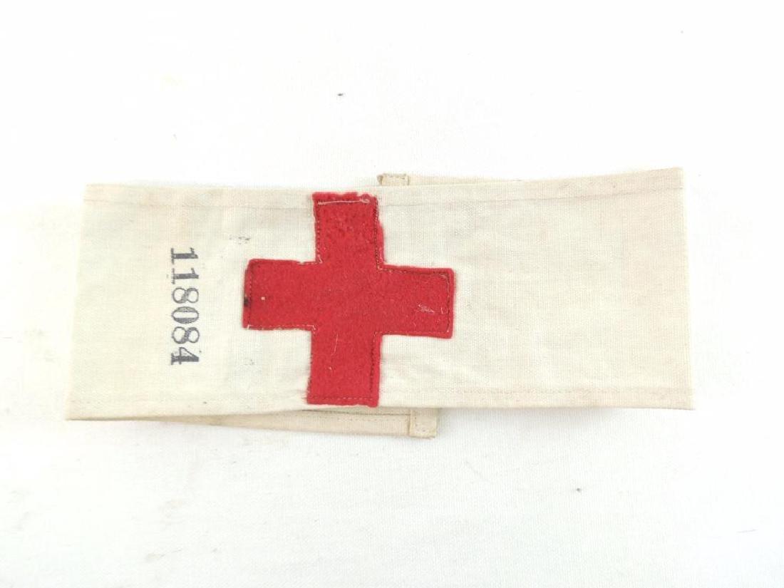 WW2 American Red Cross Armband