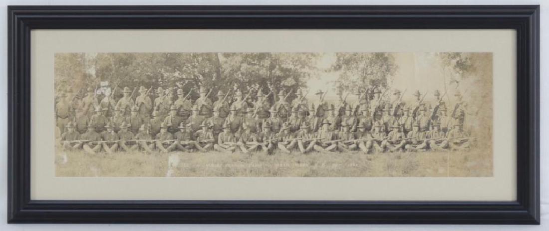 WW1 Era Co 732 Marine Training Camp Parris Island, SC