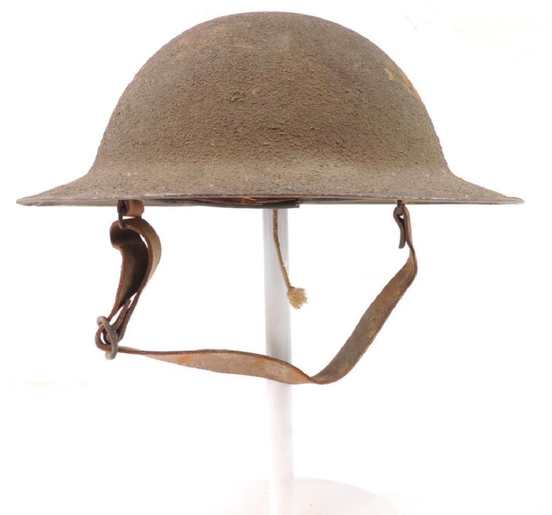 WW1 U.S. Doughboy Helmet with ID'd