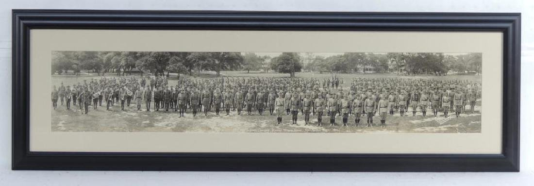 WW2 Group of 3 US Army Framed Photographs