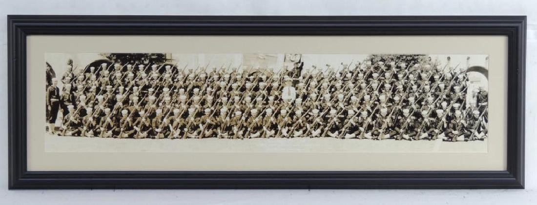 Group of 3 WW2 U.S. Army Framed Photographs