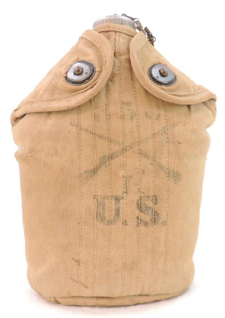 WW1 U.S. Army Canteen with 350th Infantry Division