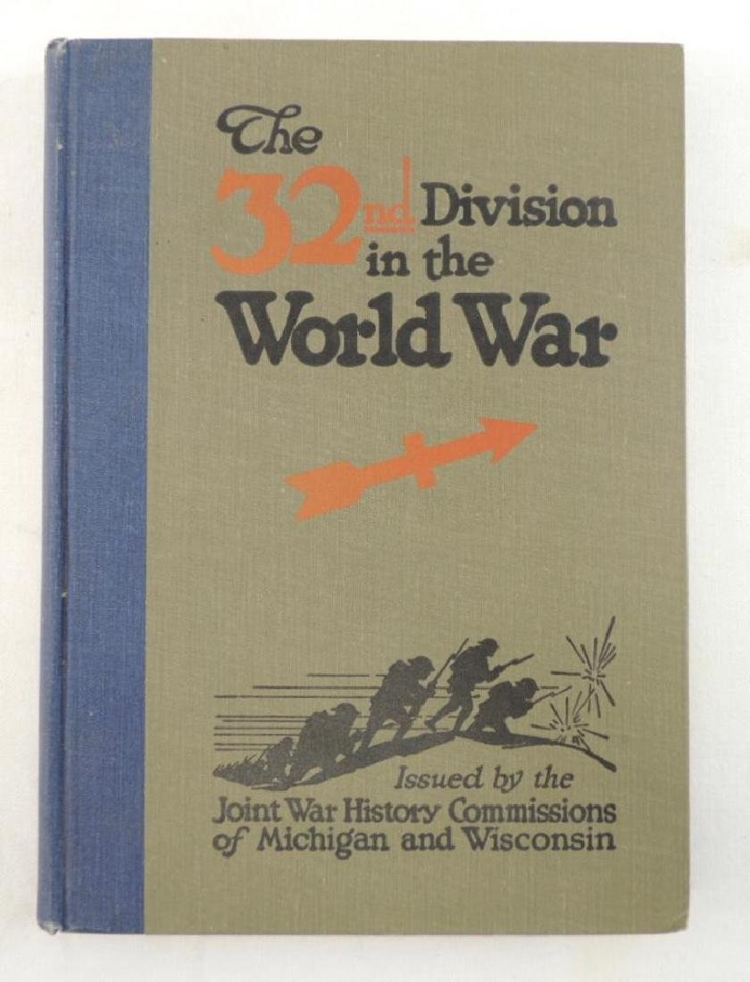 The 32nd Division in the World War Book