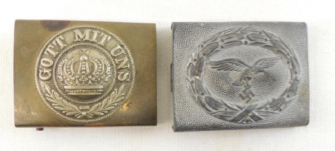 WW2 German Belt Buckles