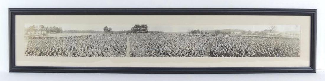 WW1 5000 Men-The Largest School in the US for Infantry