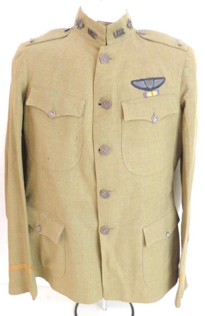 WW1 U.S. Army Named Pilots 2nd Lieutenant Signal Corps