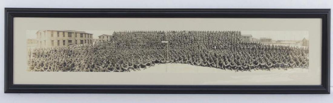 WW1 114th Engineer(First Corps AEF) 5/3/1919 Framed