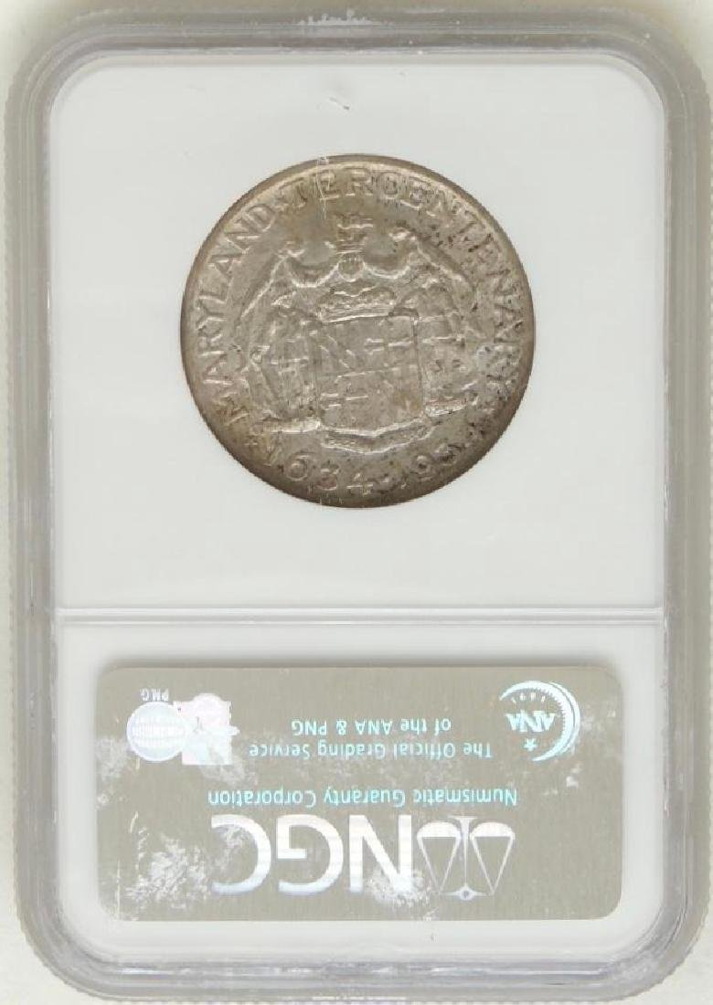 1934 Maryland Commemorative Half Dollar MS64 - 2