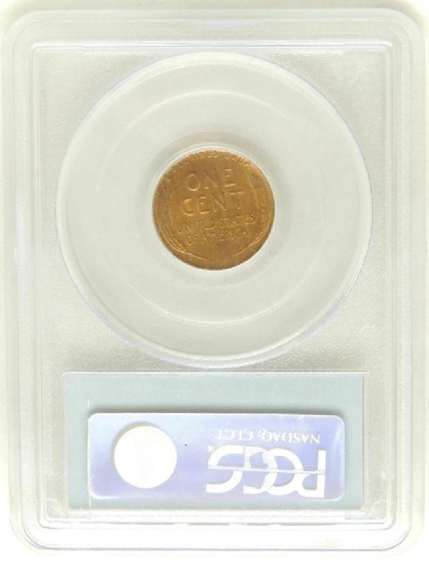 1932 Lincoln Cent MS64 RB - 2