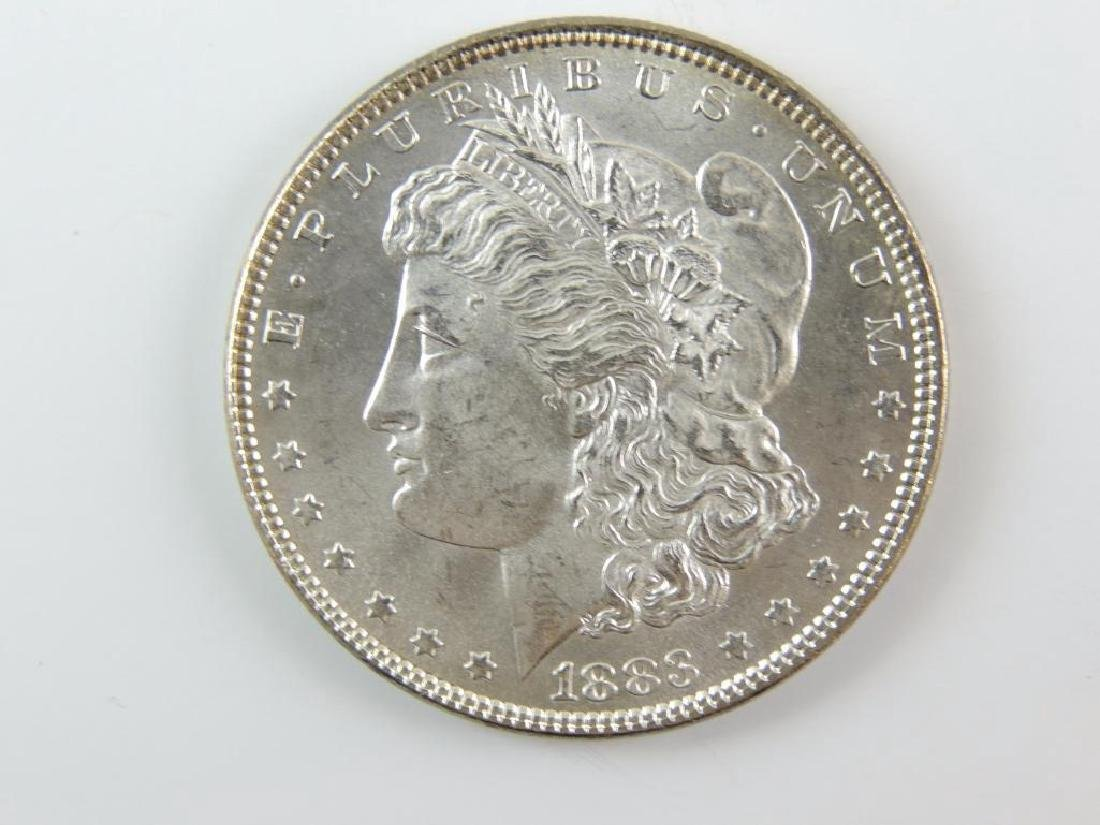 1883-P Morgan Silver Dollar - 3