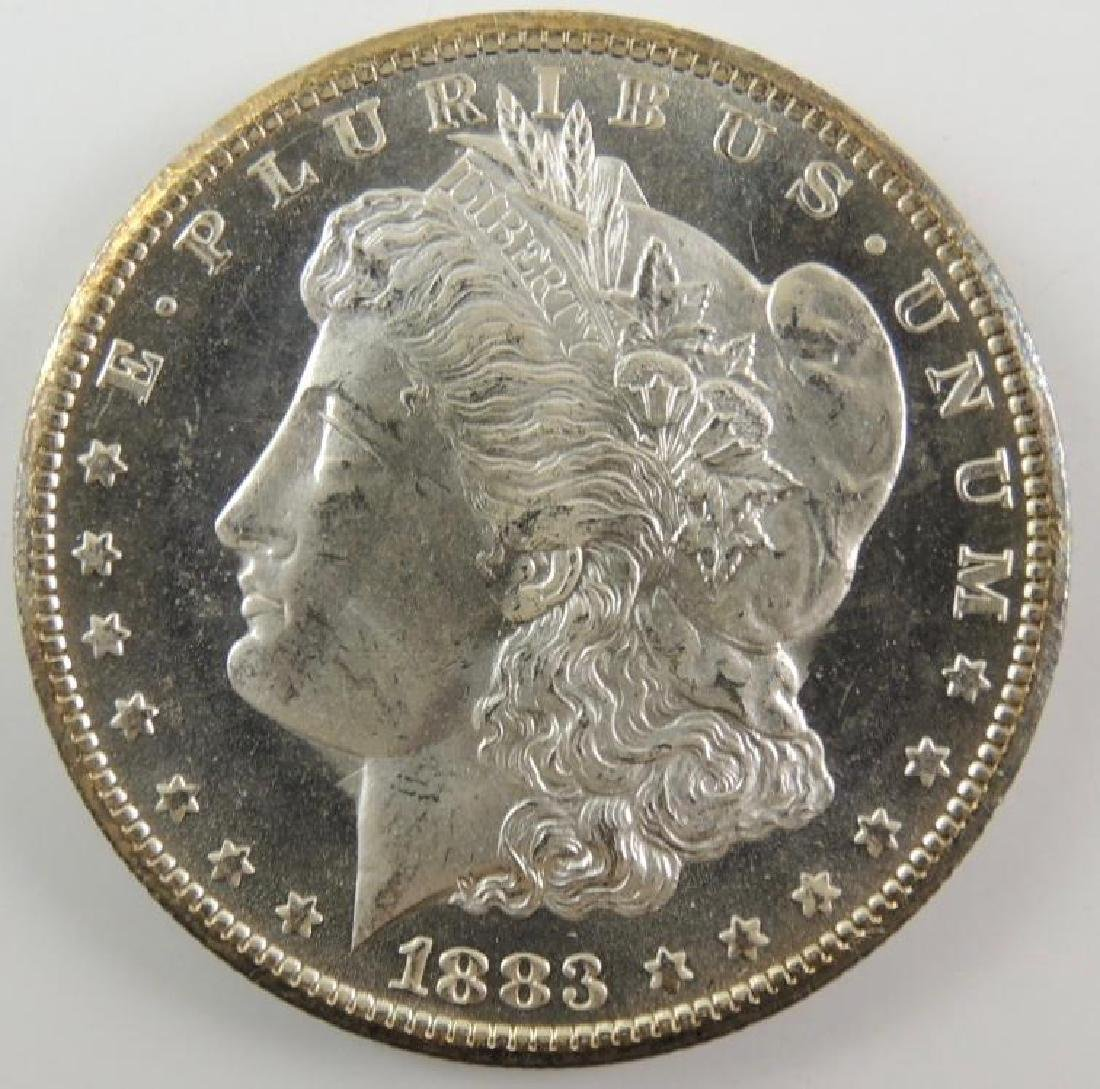 1883-CC Morgan Silver Dollar - 2