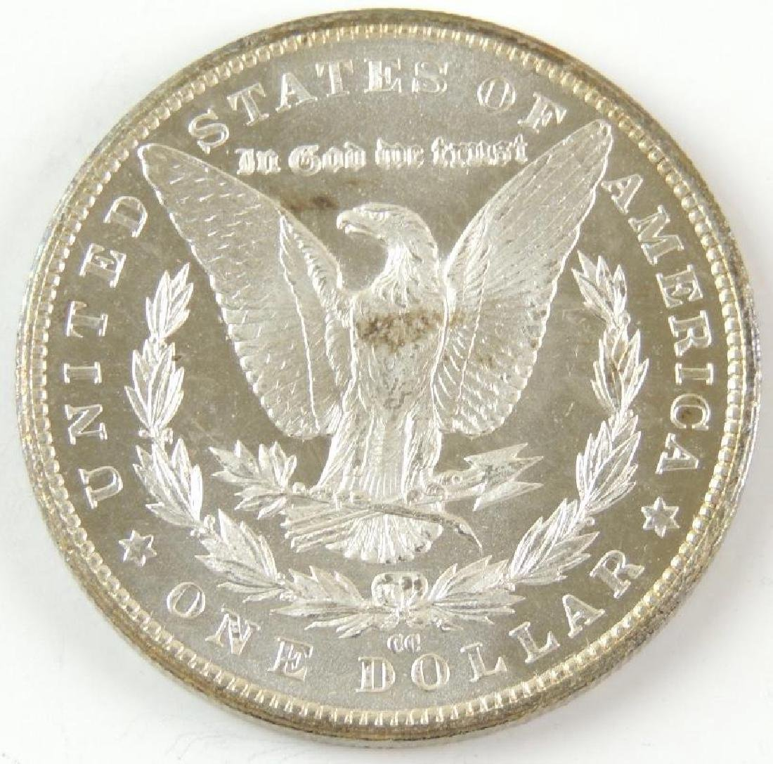 1883-CC Morgan Silver Dollar - 6
