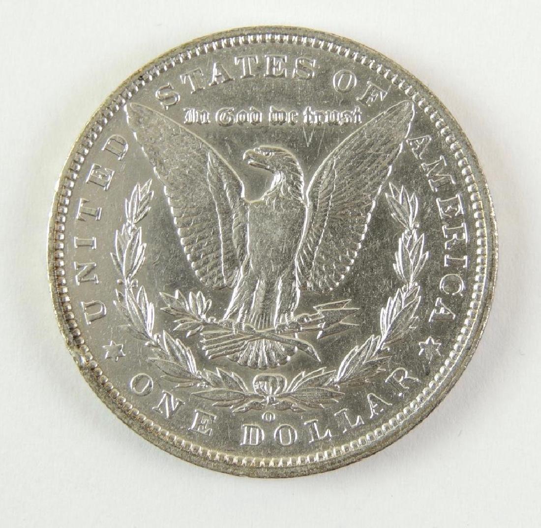 1892-O Morgan Silver Dollar - 2