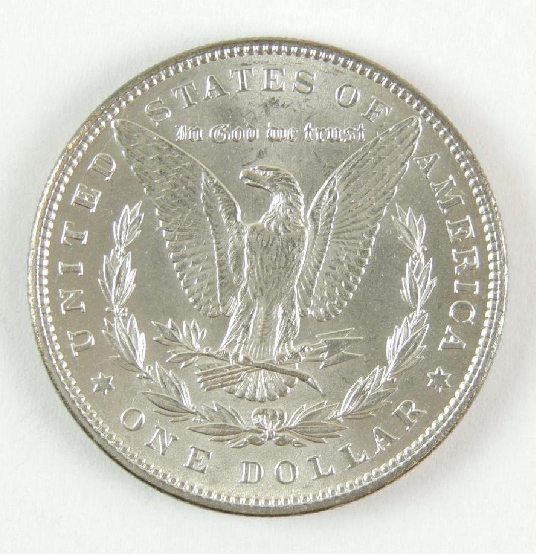 1897-P Morgan Silver Dollar - 2