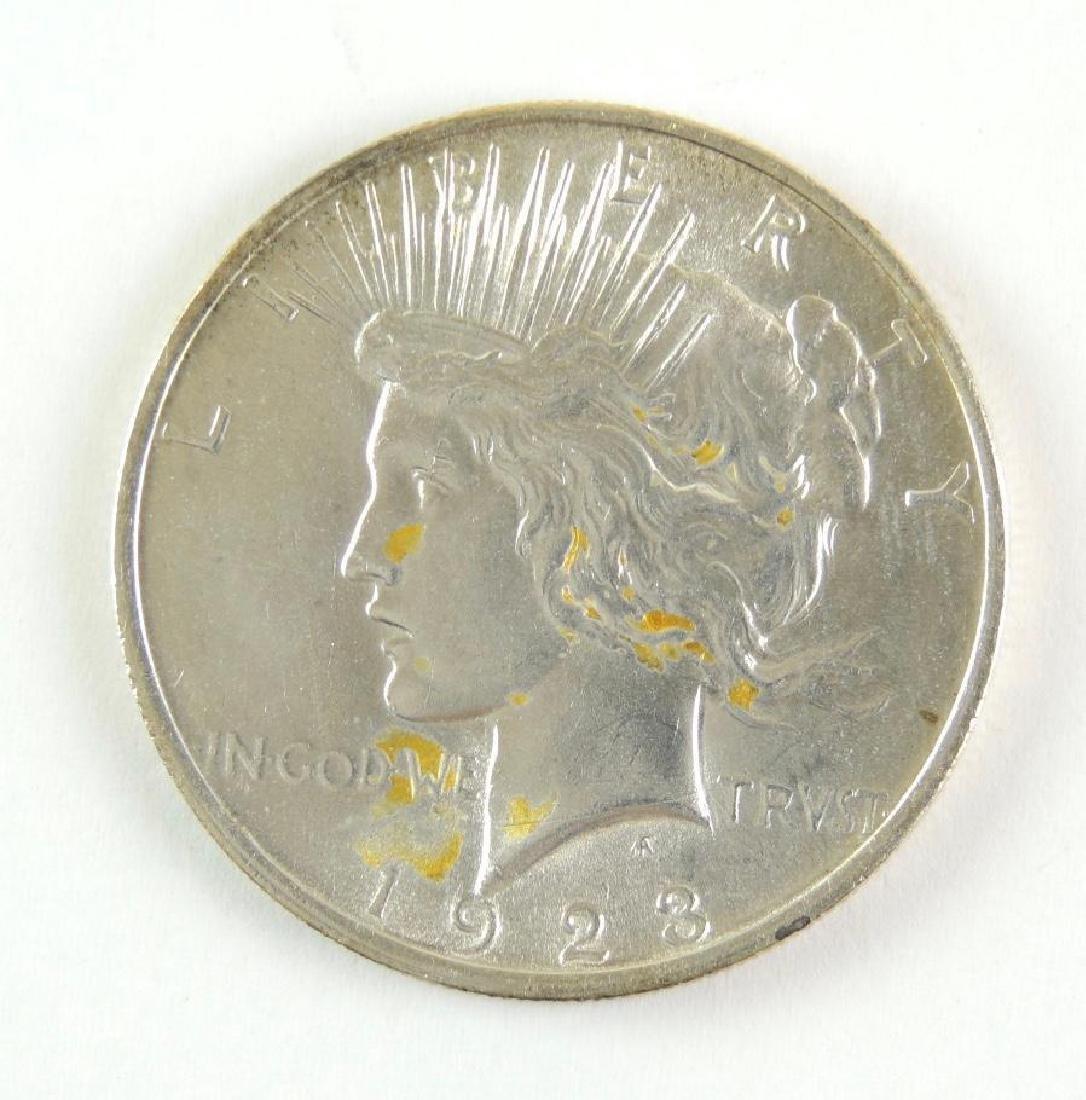 1923-P Peace Dollar