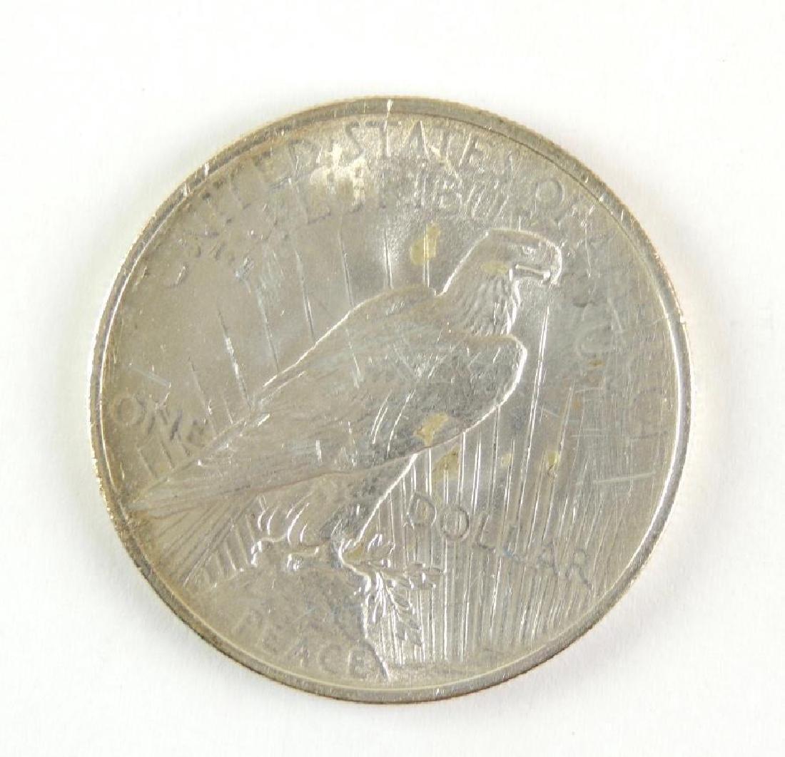 1923-P Peace Dollar - 2