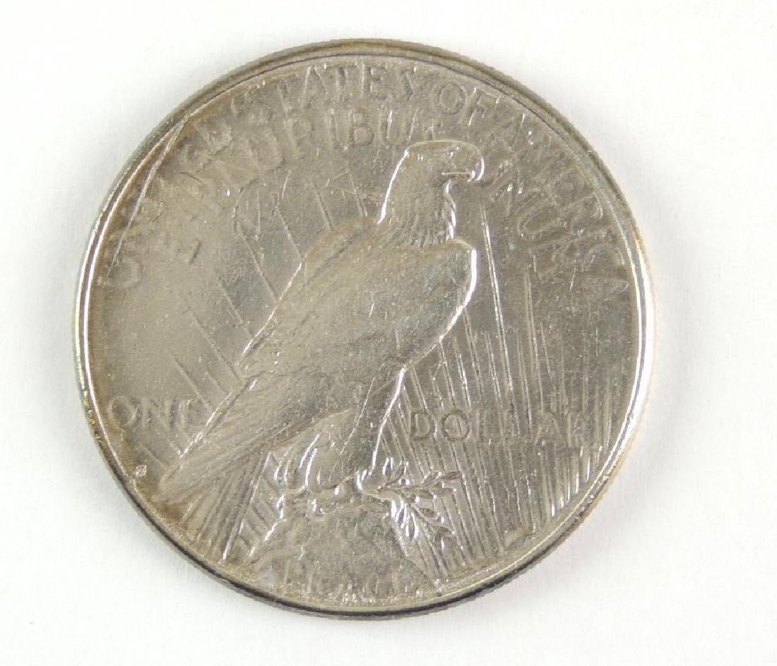 1923-S Peace Dollar - 2