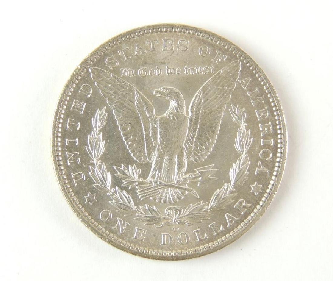 1904-O Morgan Silver Dollar - 2