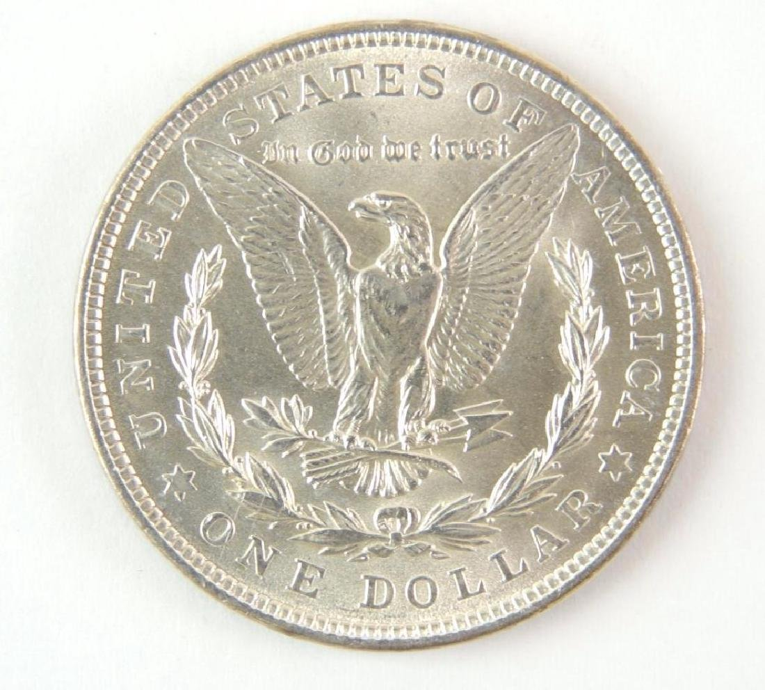 1921-P Morgan Silver Dollar - 2