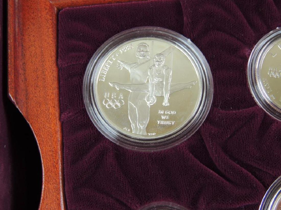 1995-1996 U.S. Olympic Coins of the Atlanta Centennial - 6