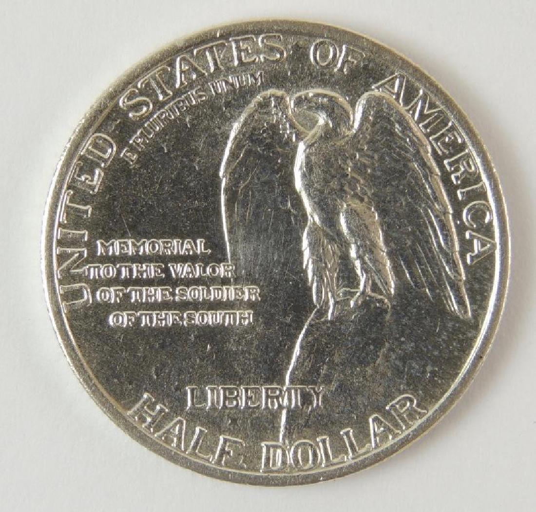 1925 Stone Mountain Commemorative Half Dollar - 2