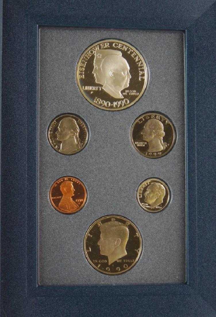 1990 United States Mint Prestige Set - 2