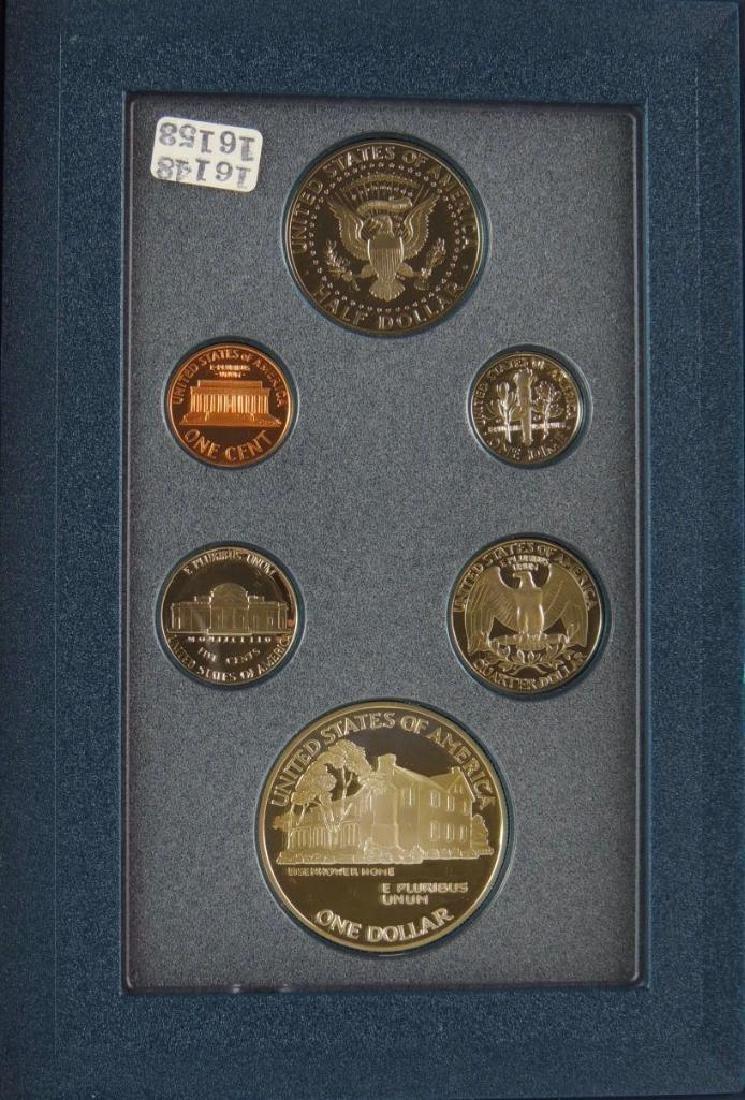 1990 United States Mint Prestige Set - 3