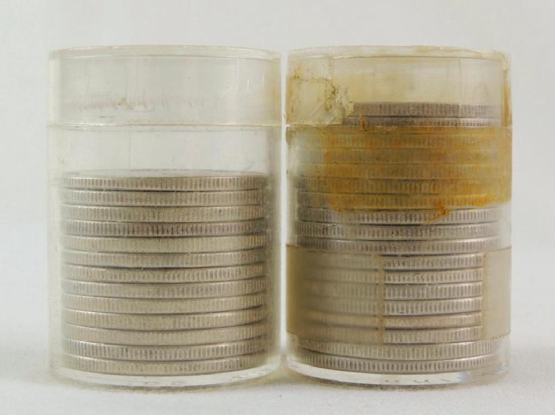 Group of 31 Franklin Half Dollars : 1950-1963