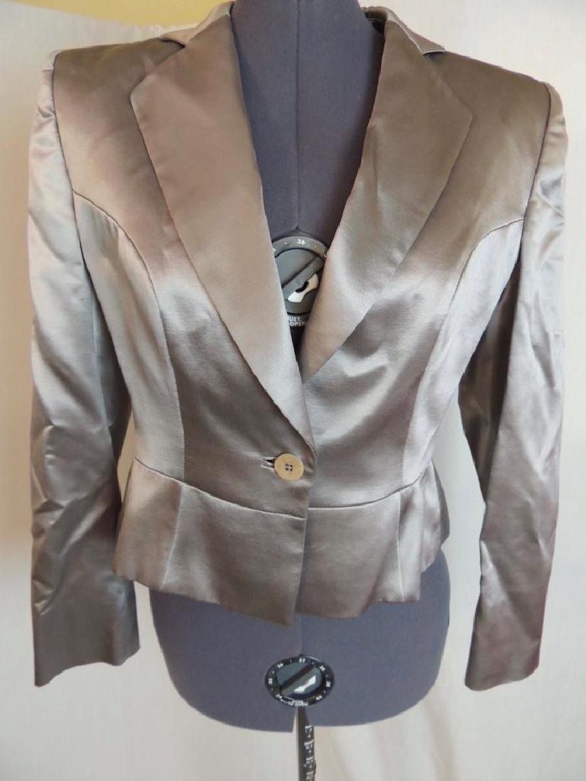 Giorgio Armani Silver Jacket