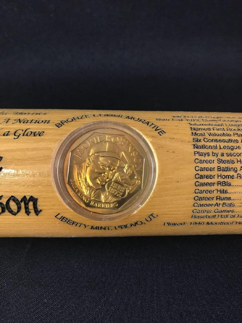 Jackie Robinson limited edition 50th anniversary - 2