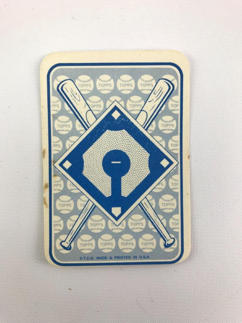 1968 Mickey Mantle Topps game baseball trading card - 2