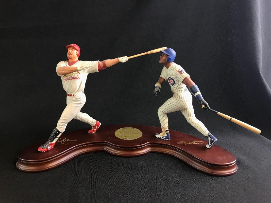 Danberry Mint limited edition 1998 homerun kings Sammy