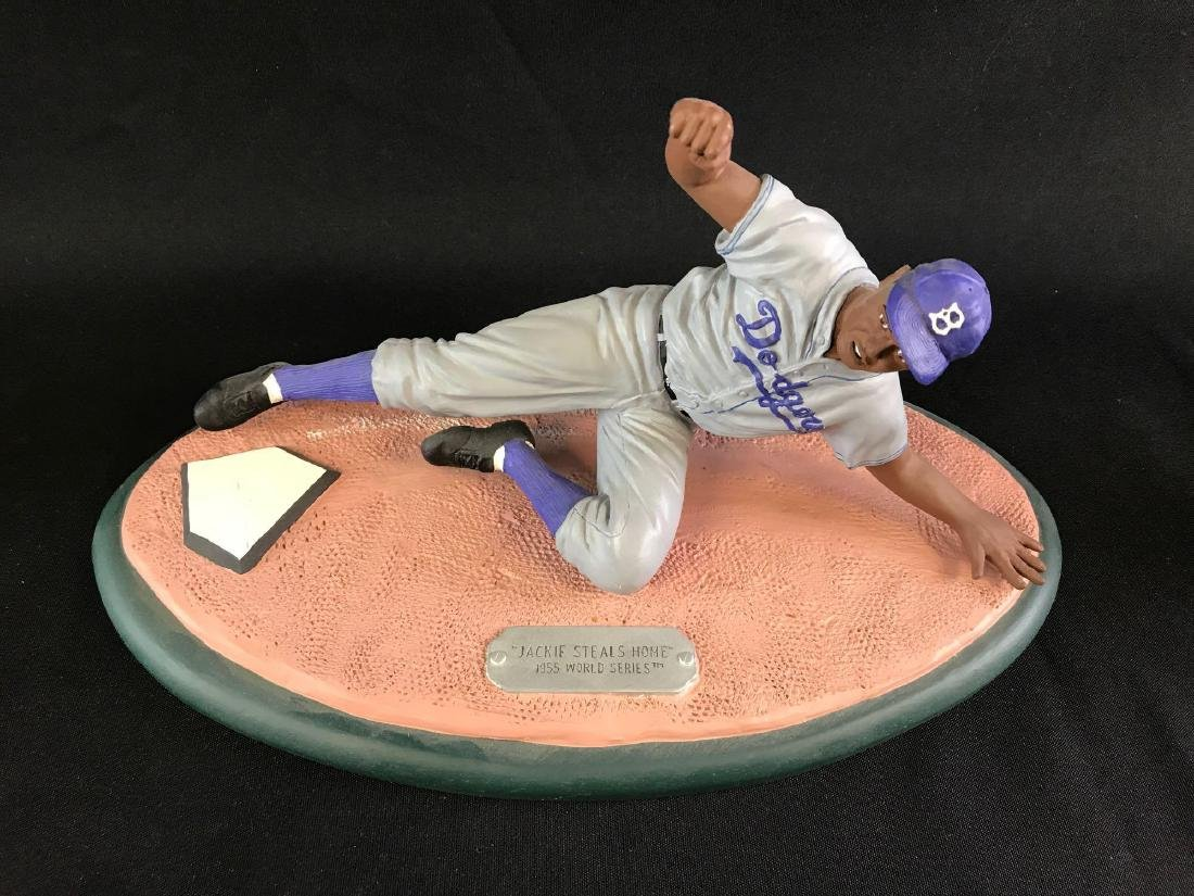 """Limited edition Romito inc """" Jackie steals home"""" - 2"""
