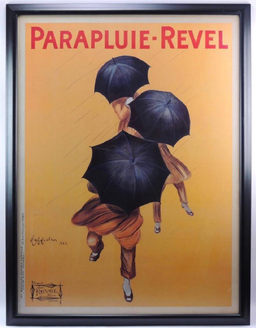 Parapluie-Revel (1922) Advertising French Poster Print