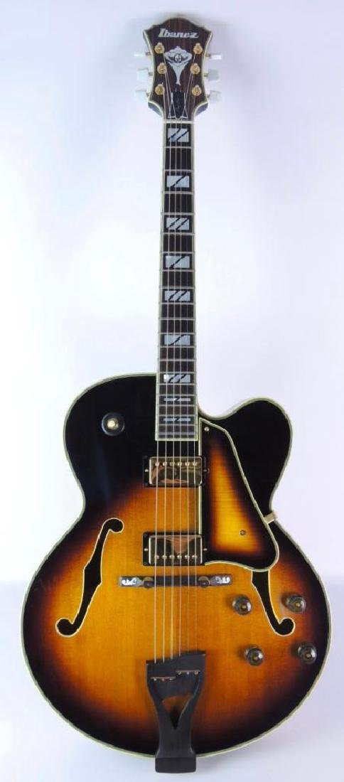 Ibanez George Benson Signature Hollow body Electric
