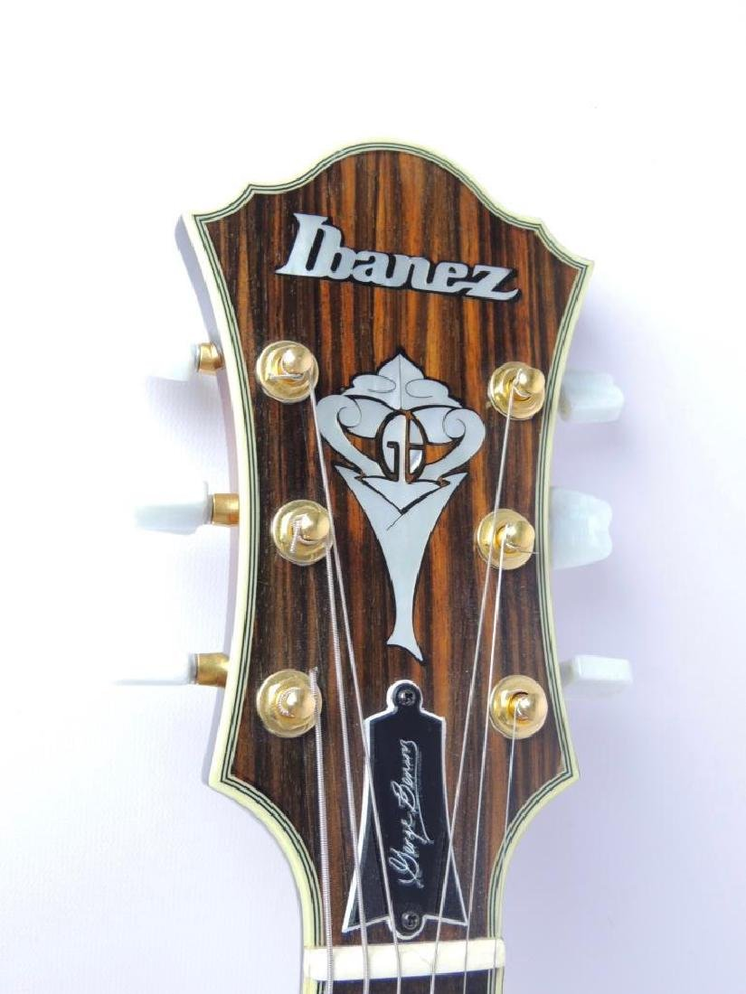 Ibanez George Benson Signature Hollow body Electric - 9